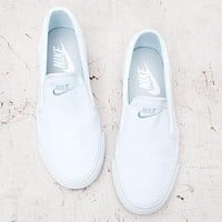 simpleclothesv Nike White/Black Classic Canvas Leisure Shoes