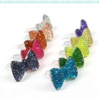 Bow 3.5mm Dustproof Plug Earphone Cover Stopper for iPhone 5 4 iPad iPod Touch:Amazon:Cell Phones & Accessories