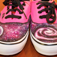 Galaxy Vans ( The Rose Galaxy) editions