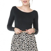 Brandy ♥ Melville |  Aylin Top - Tops - Clothing