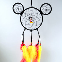 Disney Mickey Mouse dream catcher
