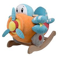 Ride On Toy  Airplane Rocker Gifts For Kids