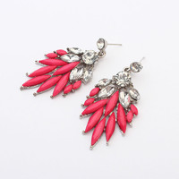 Stylish Bohemia Earrings [4919221316]