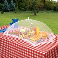 PPR Giant Outdoor Tabletop Food Cover
