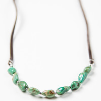 Cosmic Lover Turquoise Necklace
