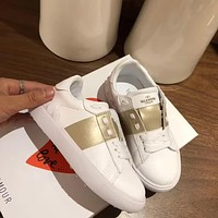 Valentino Child Girls Boys shoes Children boots Baby Toddler Kids Child Fashion Casual Sneakers Sport Shoes