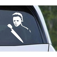 Michael Myers Halloween (f) Die Cut Vinyl Decal Sticker