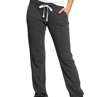 Women's Terry-Fleece Sweatpants