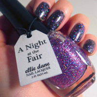 A Night at the Fair - Nail Polish Top Coat - 15ml (full size)