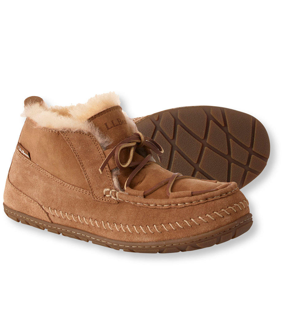 Wicked Good Lodge Chukkas from L.L.Bean