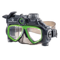 Liquid Image® Hydra Series Dive Mask with Underwater Camera, Model 305
