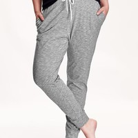 Old Navy Womens Plus Striped Joggers