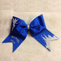 Summit - Dark Blue : GLITZ Cheer BowZ, Custom Products From Your Head To Your Toes