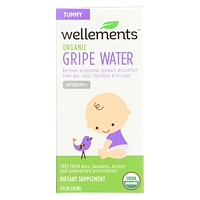 Wellements Gripe Water For Colic - 4 Fl Oz