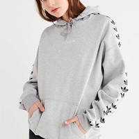 adidas Originals Taped Hoodie Sweatshirt | Urban Outfitters