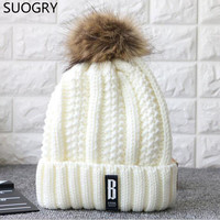 Beanies Women Winter Hats