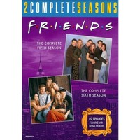 Friends: The Complete Fifth and Sixth Seasons (8 Discs)