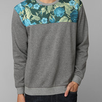 Urban Outfitters - Deter Floral Pullover Sweatshirt