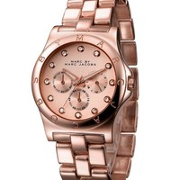 VONEYW7 mj marc by marc jacobs passion deep feeling shiny fashion watch l ps xsdzbsh wine red