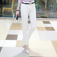 Office Fashion Pencil Trousers Pants