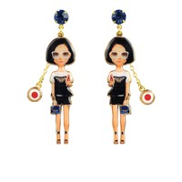 N2 by Les Néréides FASHION WEEK YUI FROM TOKYO EARRINGS