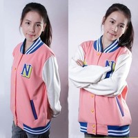 &&& Iwatobi Swim Club Nagisa Hazuki Cosplay Jacket Coat Unisex customize *-/