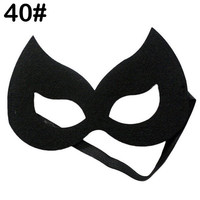 Superhero Masks Party Costume For Kids and Adult (Cat Woman)