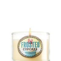 1.3 oz. Mini Candle Frosted Cupcake