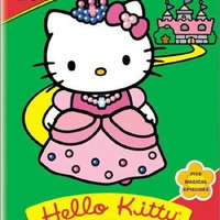 Carl Banas & Len Carlson & Michael Maliani-Hello Kitty Becomes a Princess