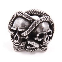 """""""Corruption"""" Ring by Alchemy of England"""