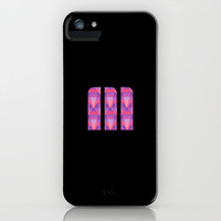 M Vector Scales iPhone & iPod Case by Matt Irving