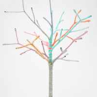 Yarn-Wrapped Tree - Urban Outfitters