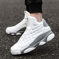 Mens Retro Basketball Shoes Sneakers Fitness Gym Sport Shoes