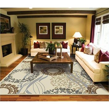 Modern Contemporary Area Rugs Abstract Carpets