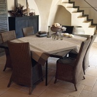 Provence Table Linens in Beige