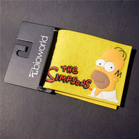 The Simpsons Homer Wallet