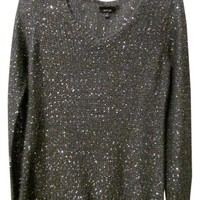 grey sparkly sweater - Google Search