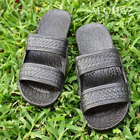 black classic jandals® -  pali hawaii Jesus sandals