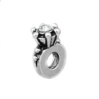 Engagement Ring Charm Bead