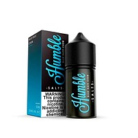 Humble OG Salts - Blue Razz Chew (30mL)