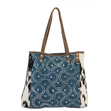 Dainty Lady Tote Bag, Large