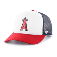 '47 Los Angeles Angels Navy Glimmer Captain
