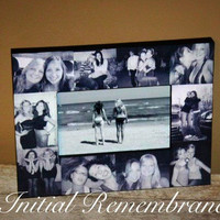 Picture Frame, Custom Collage, Personalized Gift, Sister, Bridesmaid, Maid of Honor, Best Friends, Parent, Boyfriend, Girlfriend