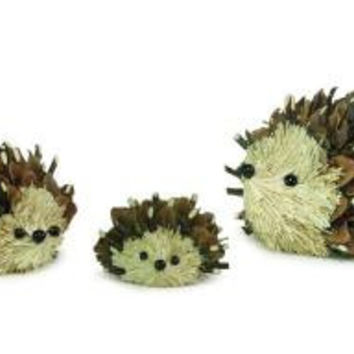 12 Hedgehog Figures - Inside Use