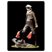 Attack on Titan Levi Cleaning Version Brace-Act Statue - Sentinel - Attack on Titan - Statues at Entertainment Earth