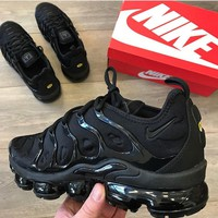 Nike Air VaporMax Plus Black Sneaker