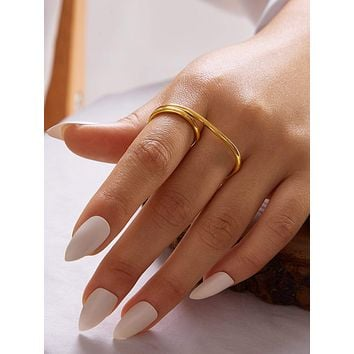 1pc Geometric Design Ring