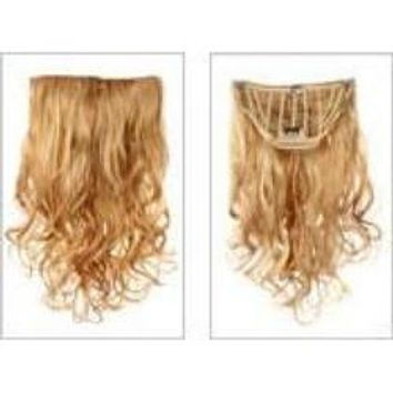 VIP Collection Synthetic Clip-In Extensions / Peridot 17 Style