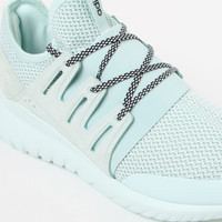 adidas Tubular Radial Melange Black and Mint Shoes at PacSun.com