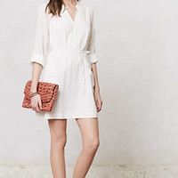 Anthropologie - Embroidered Verity Tunic